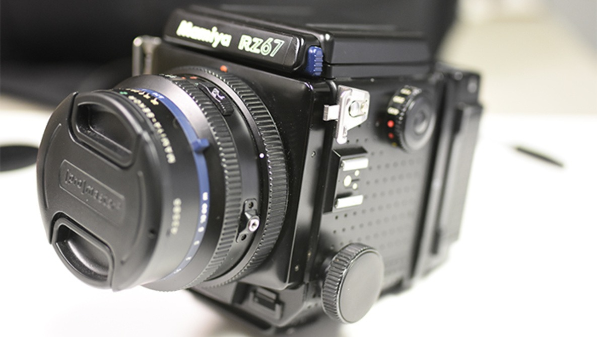 Getting Into Medium Format on a Budget: Fstoppers Reviews the Mamiya