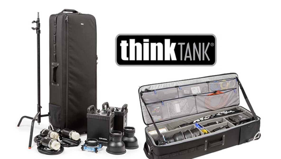 Think Tank Announces The Ultimate Roller Case For Photography