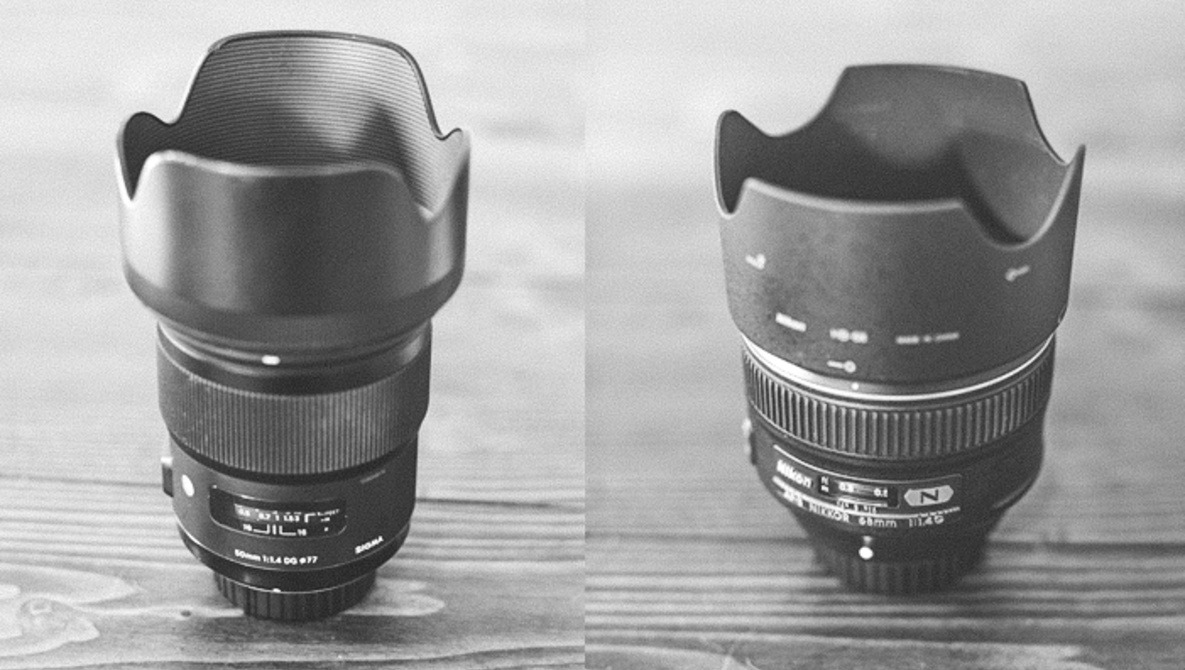 Art versus Art: Sigma Art 50 1.4 vs Nikon 58 1.4