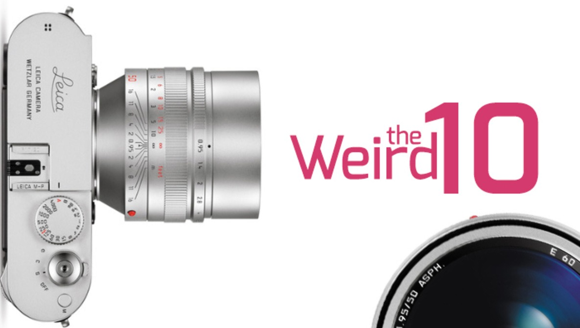 The Weird 10: Meet the Most Unusual and Expensive Lenses in the World