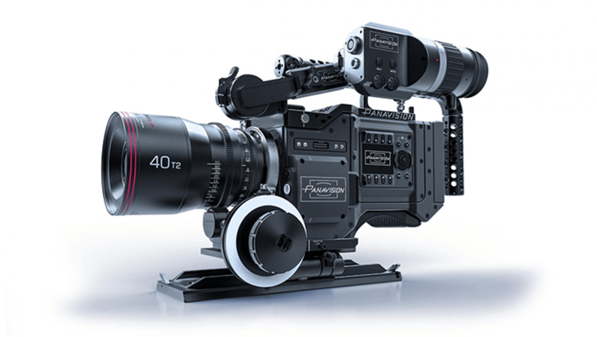 RED and Panavision Team Up to Make a Super-Camera