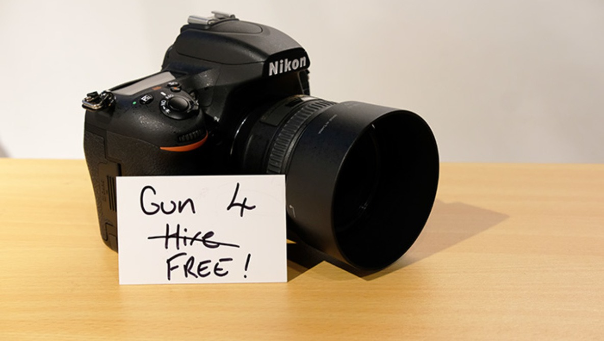 Photography for Free: All the Cool Kids Are Doing It