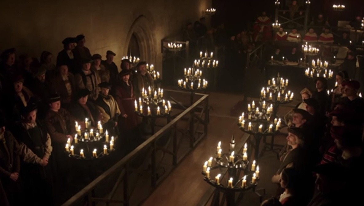 Working with Candlelight in Cinema - True Practical Lighting