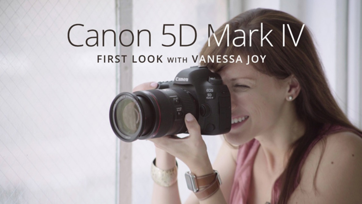Hands-On With the New Canon 5D Mark IV | Fstoppers