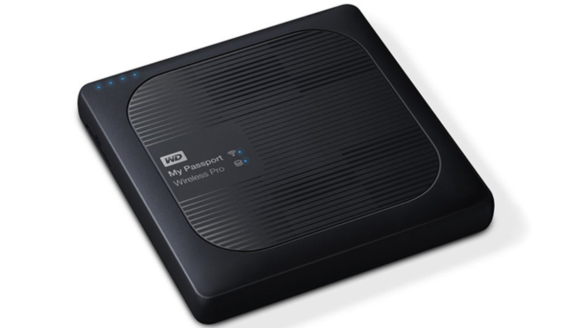 Fstoppers Reviews the Western Digital My Passport Wireless Pro Hard Drive