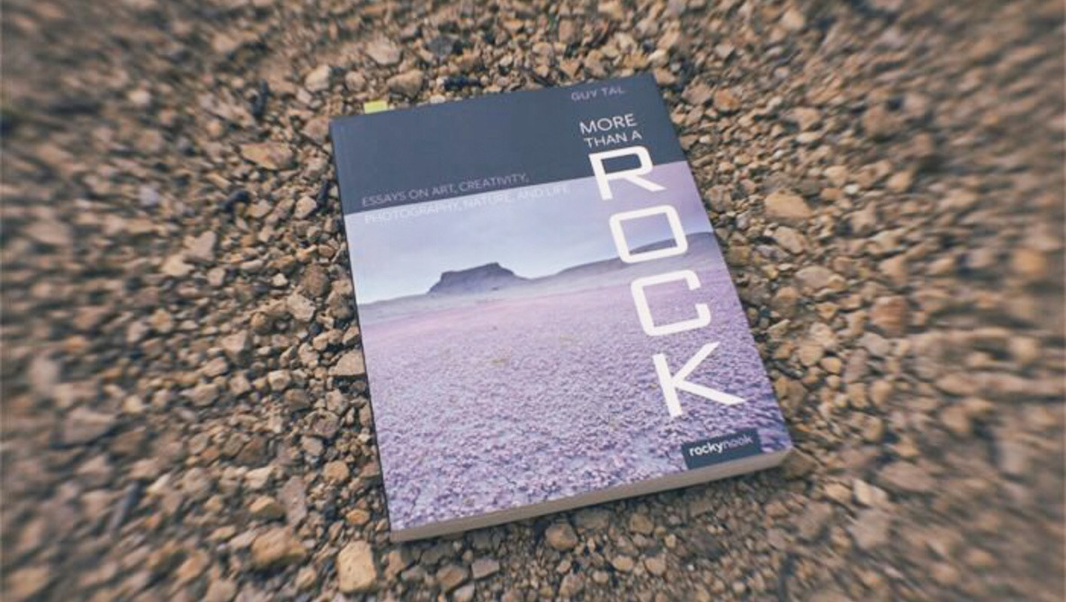 One of the Best Photography Books I've Read: 'More Than a Rock'