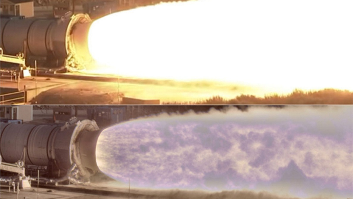 New High-Speed Camera From NASA Captures Incredible Dynamic Range of