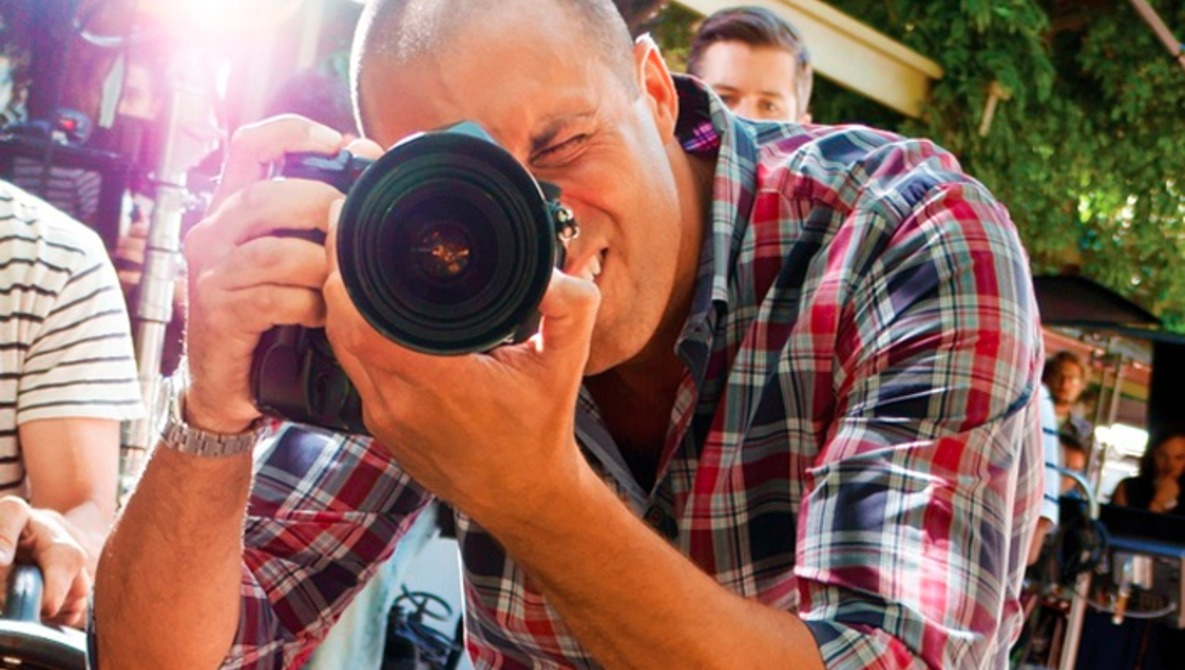 Photographer and Former 'America's Next Top Model' Judge Nigel Barker Launches 'Top Photographer' [Exclusive Interview]