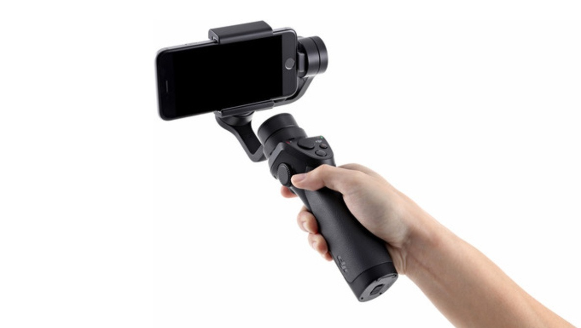 DJI Osmo Mobile: Is This the Next Best Smartphone Gimbal