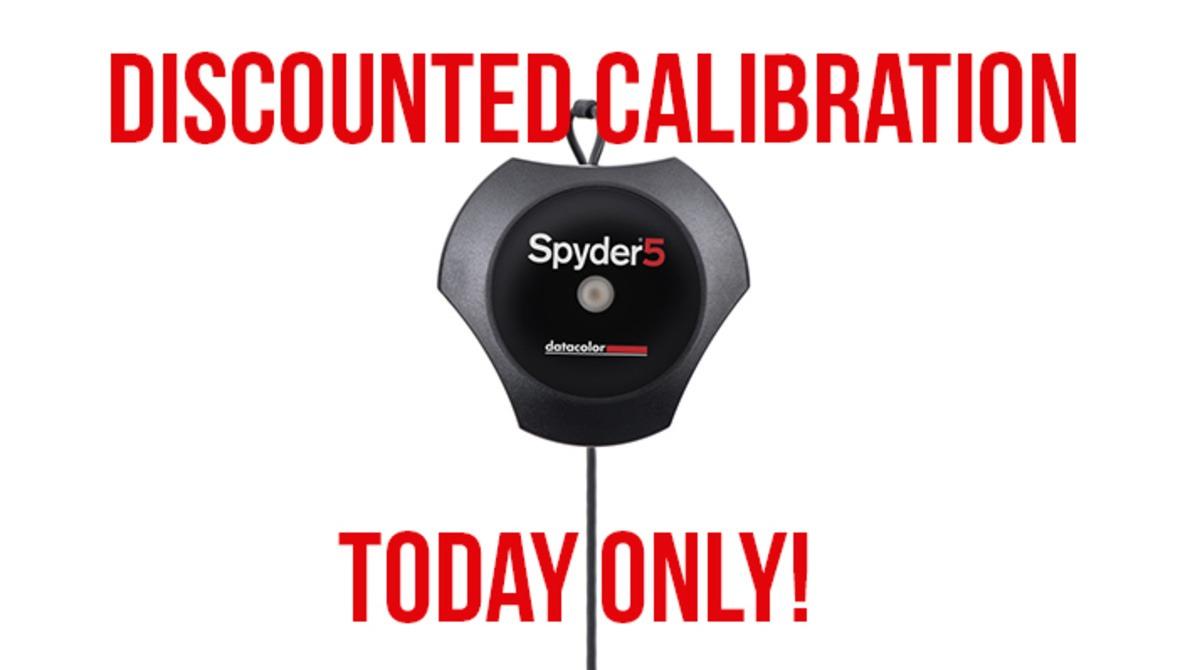 B&H Photo Offering Major Discounts on the DataColor Spyder Color Calibration System