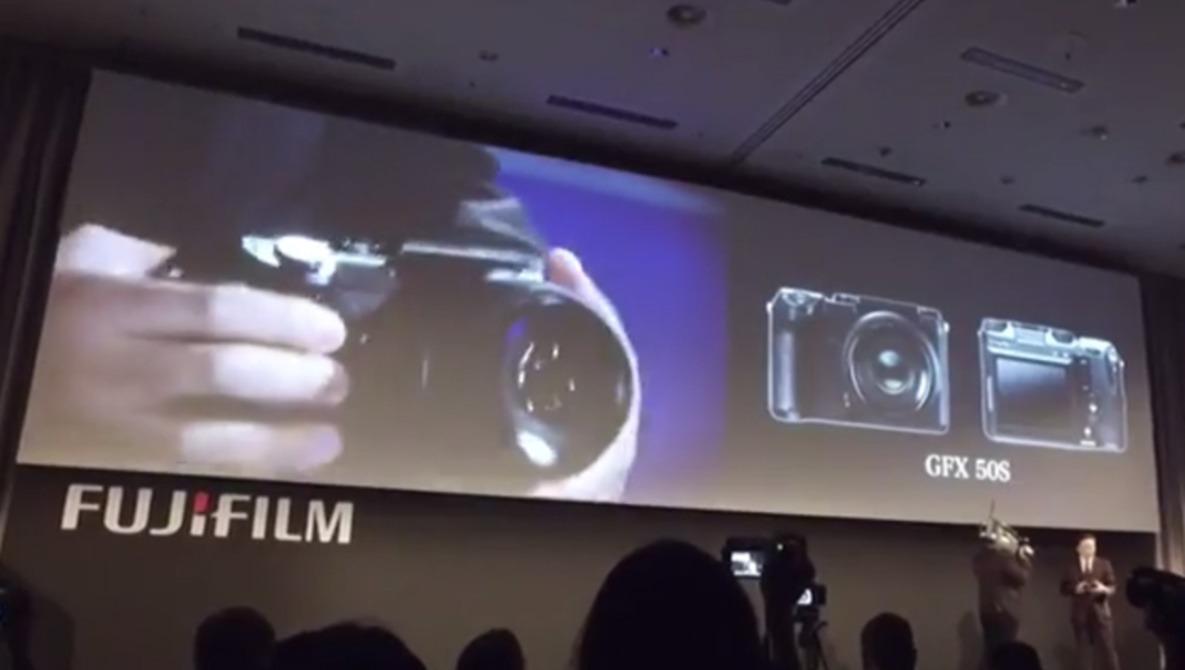 Fujifilm Announces Mirrorless Medium Format Digital Camera and Six New Lenses