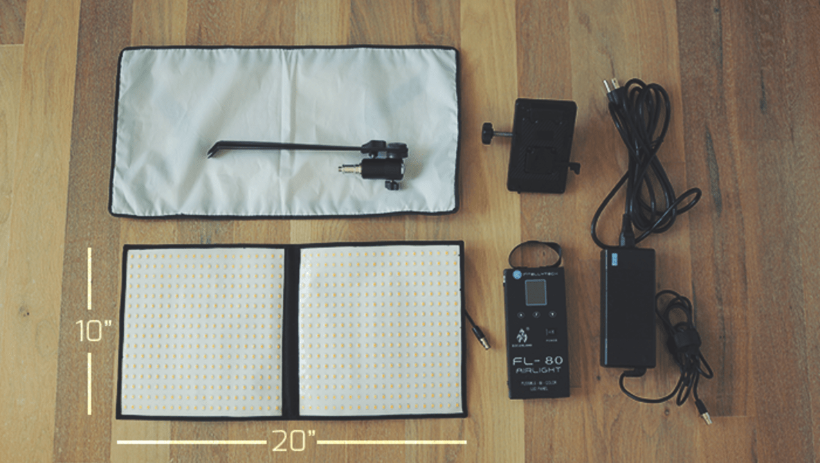 pretty nice 20638 5fe0d Cheap, Flexible LED Panels: A Brief Look   Fstoppers