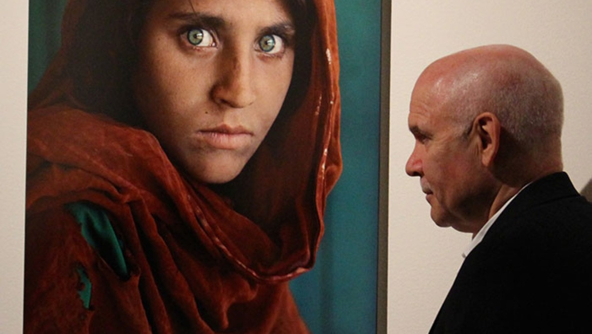Refugee Crisis Hits Home With Arrest of Famous 'Afghan Girl'