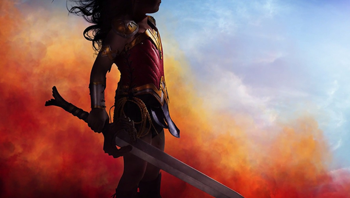 Super Dad Transforms His Daughter Into Wonder Woman With The Power Of