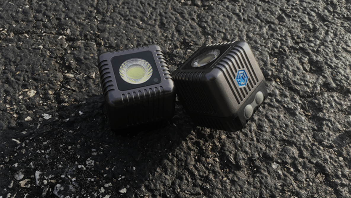 Fstoppers Reviews the Incredibly Portable and Powerful Lume Cube Lights