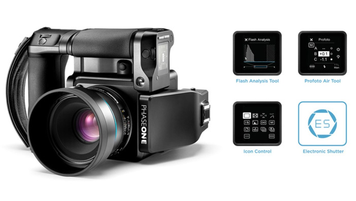 Phase One XF Feature Update #3: Medium Format Brought to the Next Level