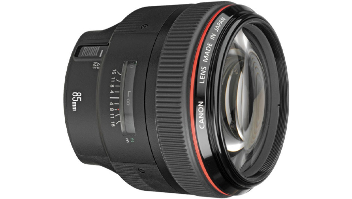 Canon to Release 85mm Portrait Lens With Image Stabilization [Rumor]