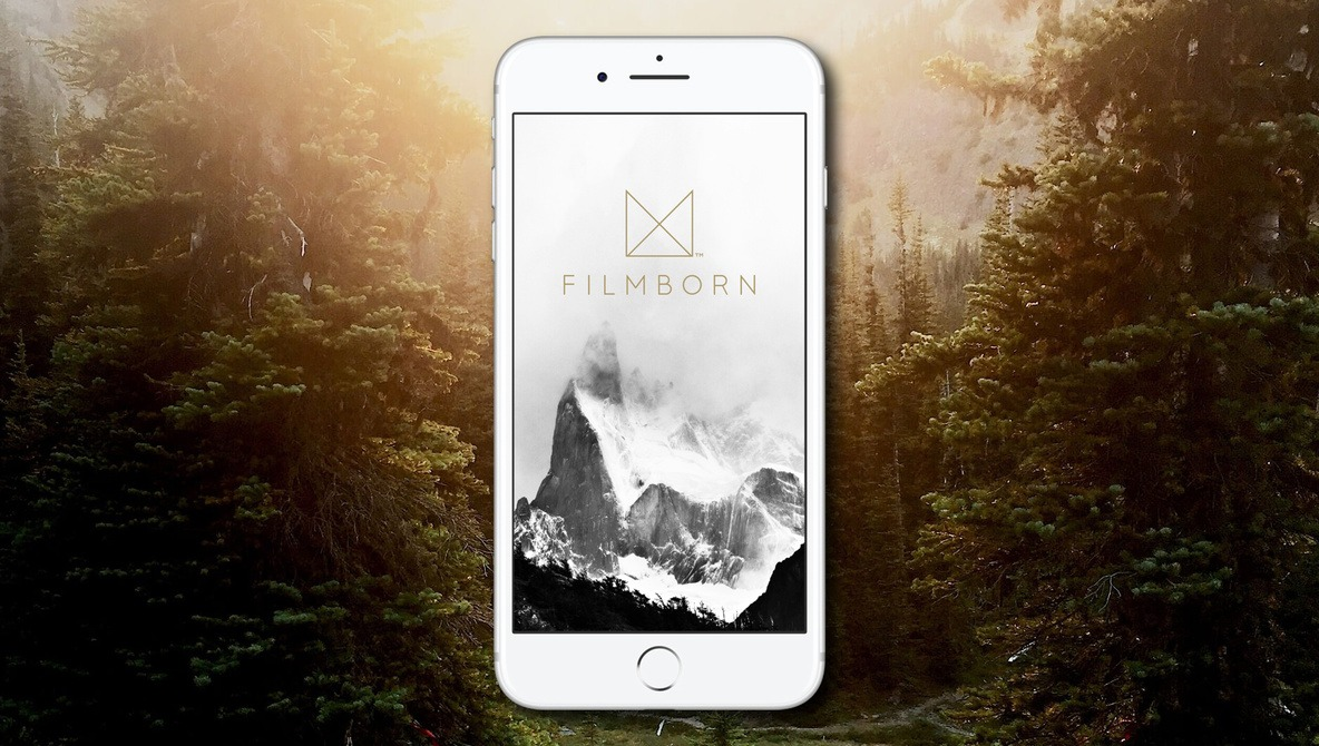 Mastin Labs Releases Filmborn App for Mobile Film Emulation | Fstoppers