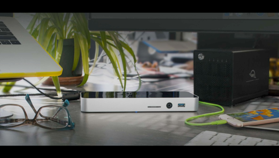 Thunderbolt 3 Dock: Possible Solution to the Lack of Ports on the ...