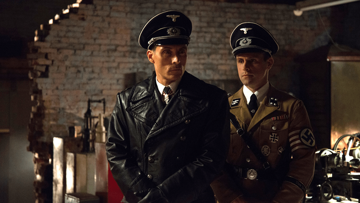 What Makes 'The Man in the High Castle' So Fun to Work On?