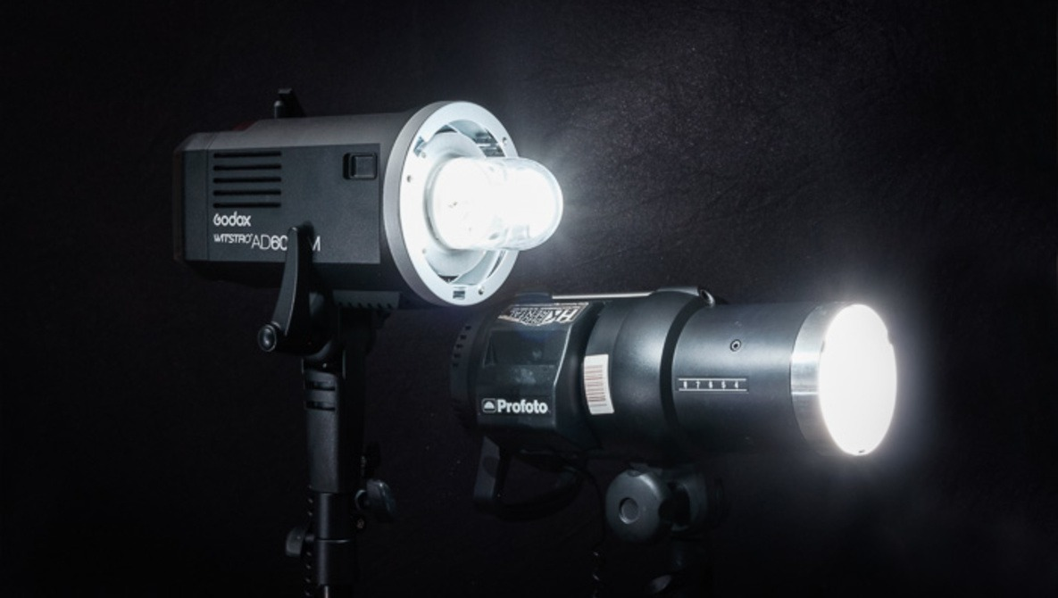 The Profoto B1 vs. Godox AD600 for Flash Photography