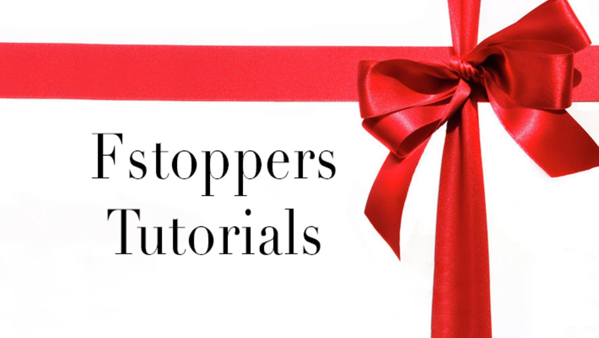 Holiday Sale on Fstoppers Original Tutorials