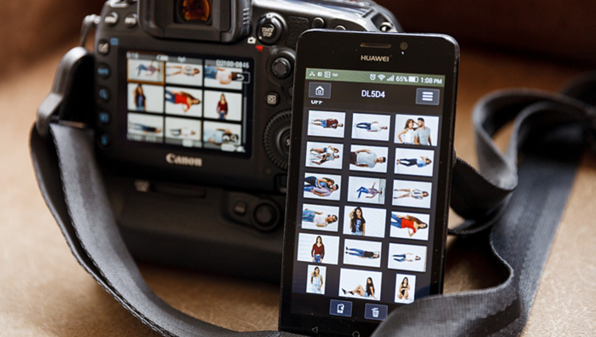 How to Use Canon's Camera Connect App to Transfer Photos