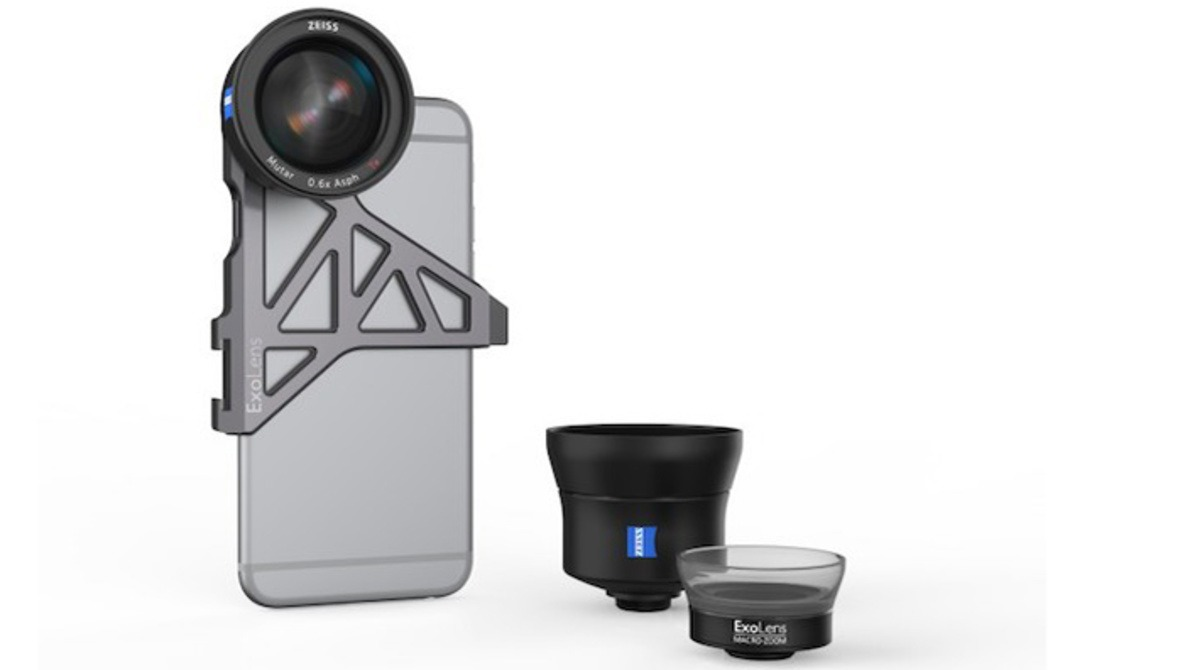 the latest f5b4e 46b0d ExoLens Case With Zeiss Lenses for Your iPhone 7 | Fstoppers