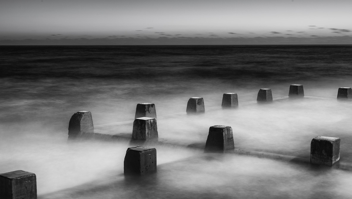 Five tips for shooting black and white landscapes