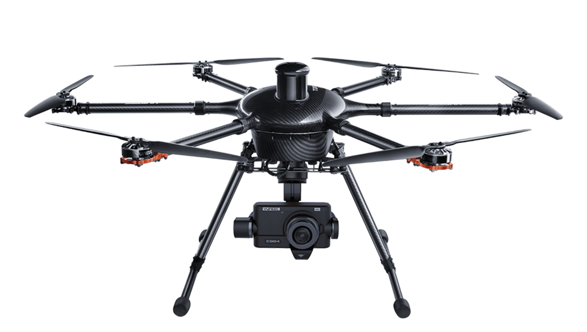 Check Out the Latest Professional Drone Offerings from Yuneec in the Brand New H920 and H520