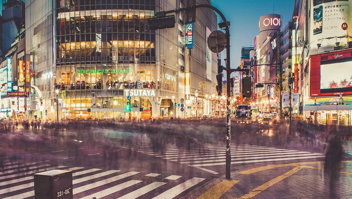 Tokyo's Five Best Photography Locations