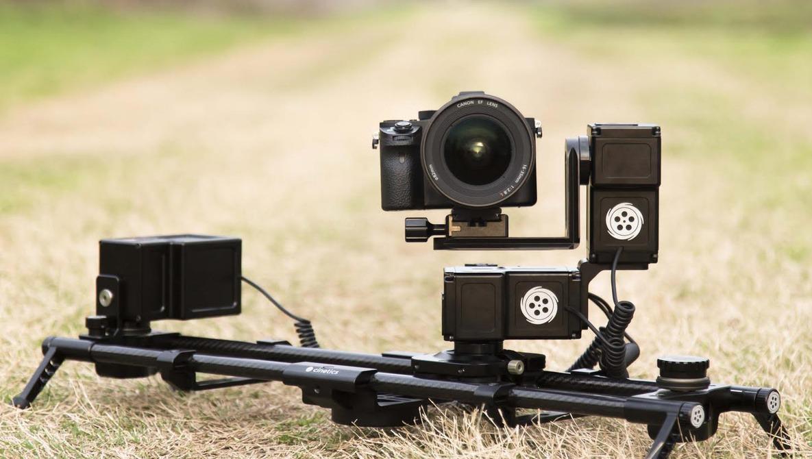 Cinetics Launches Their (Fantastic!) LYNX Motorized Slider on Kickstarter