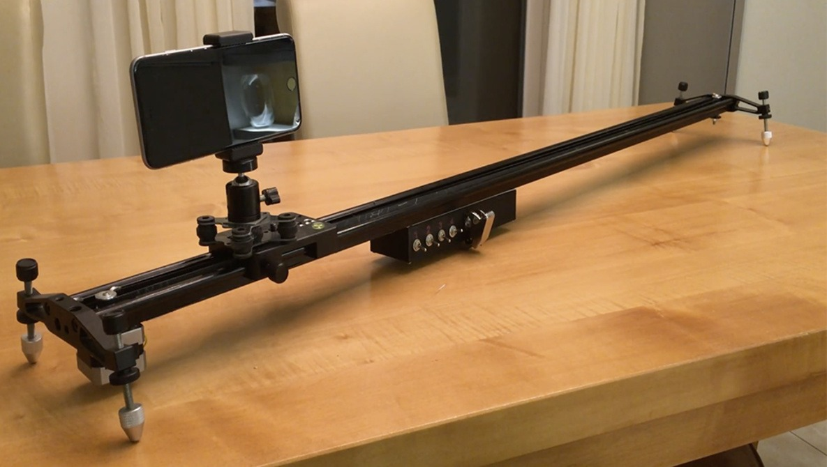 Build Your Own Motorized Camera Slider Fstoppers
