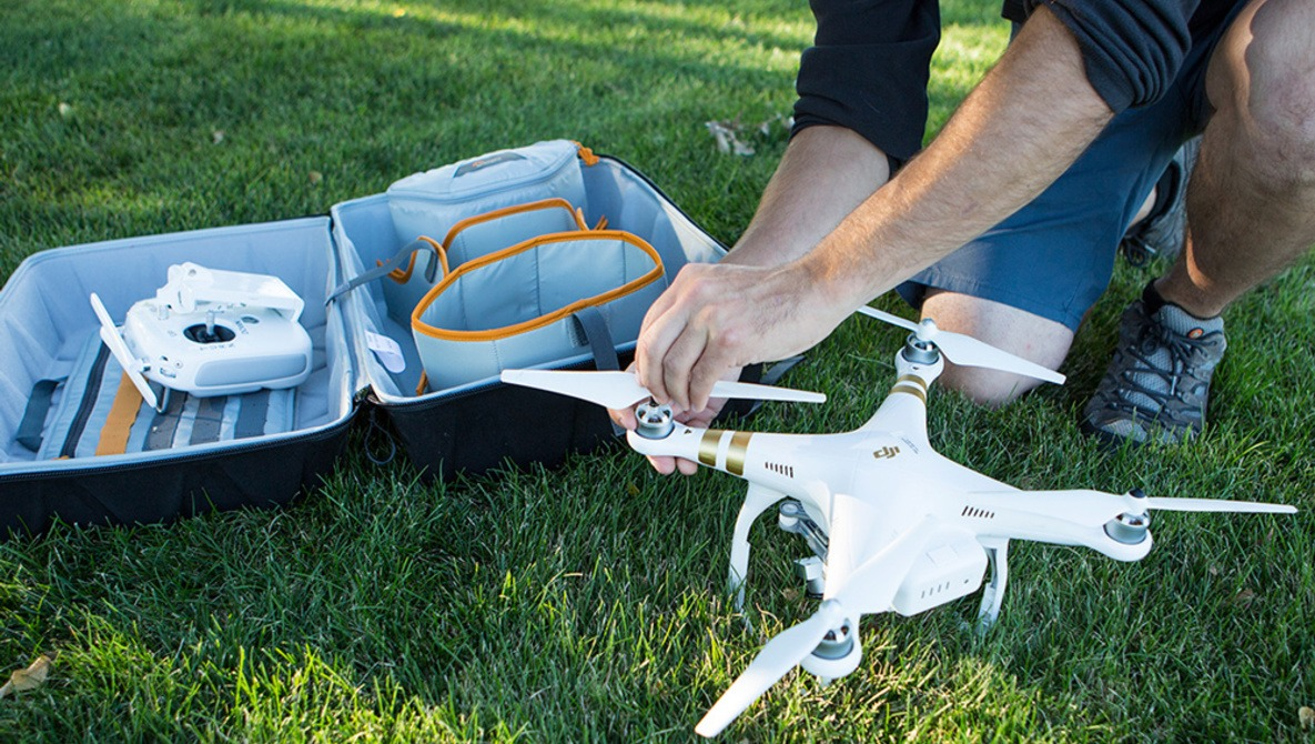 If You're Flying a Drone in a National Park Without a Permit, You're Hurting the Industry
