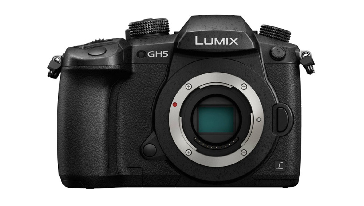 The Panasonic GH5 Is In Stock And Shipping Today