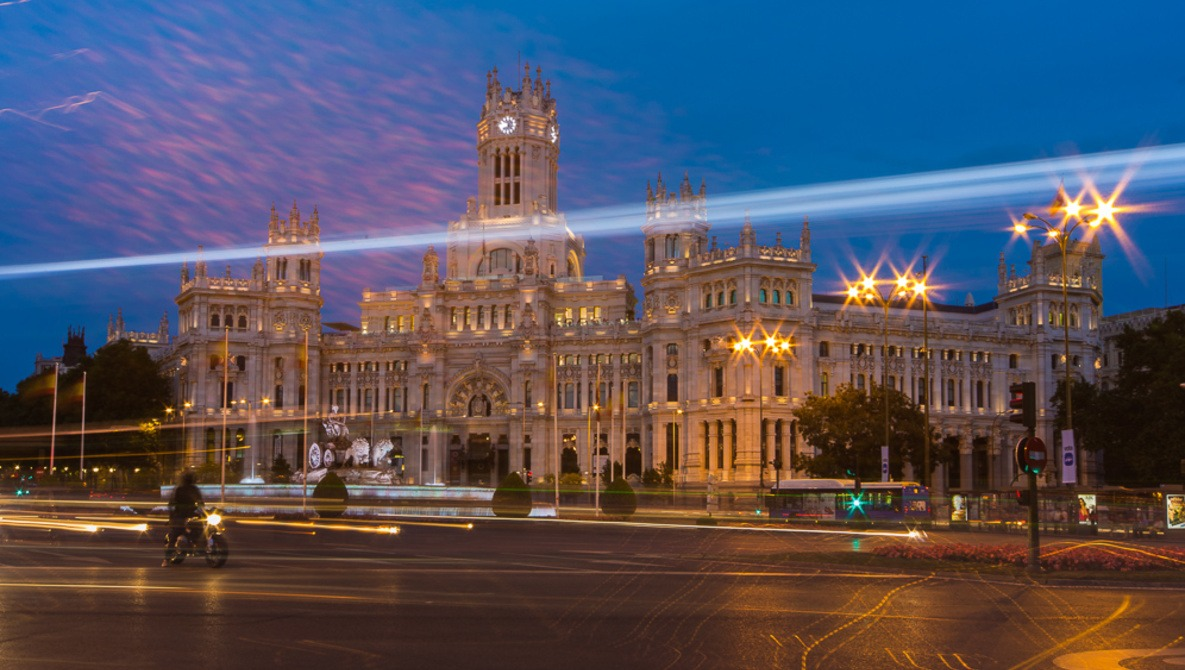Madrid's Five Best Photo Locations
