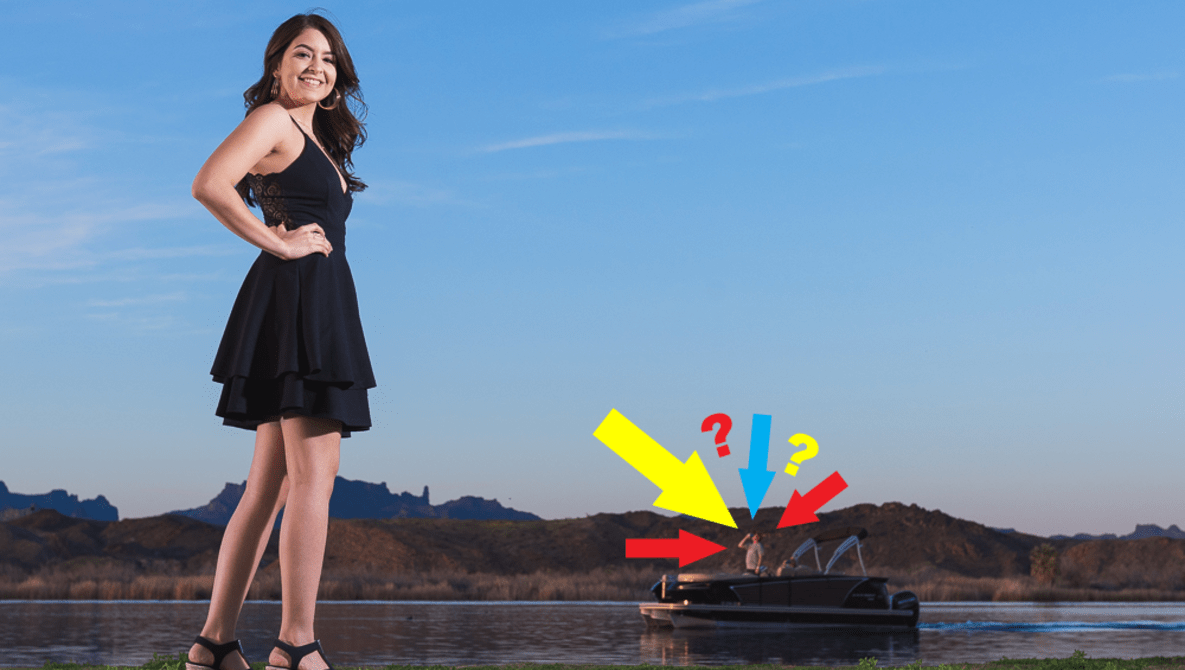 Using Lightroom's Spot Edit Tool to Remove an Unwanted Bystander From Your Photo