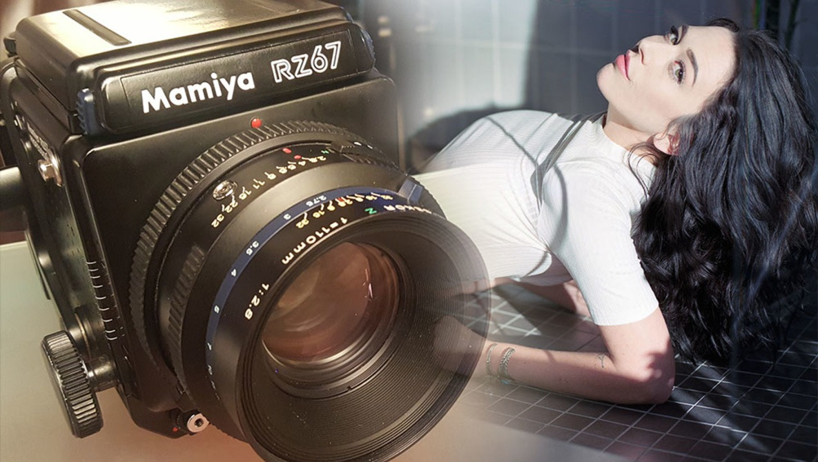 The Best Portrait Camera Ever - The Mamiya RZ67 | Fstoppers