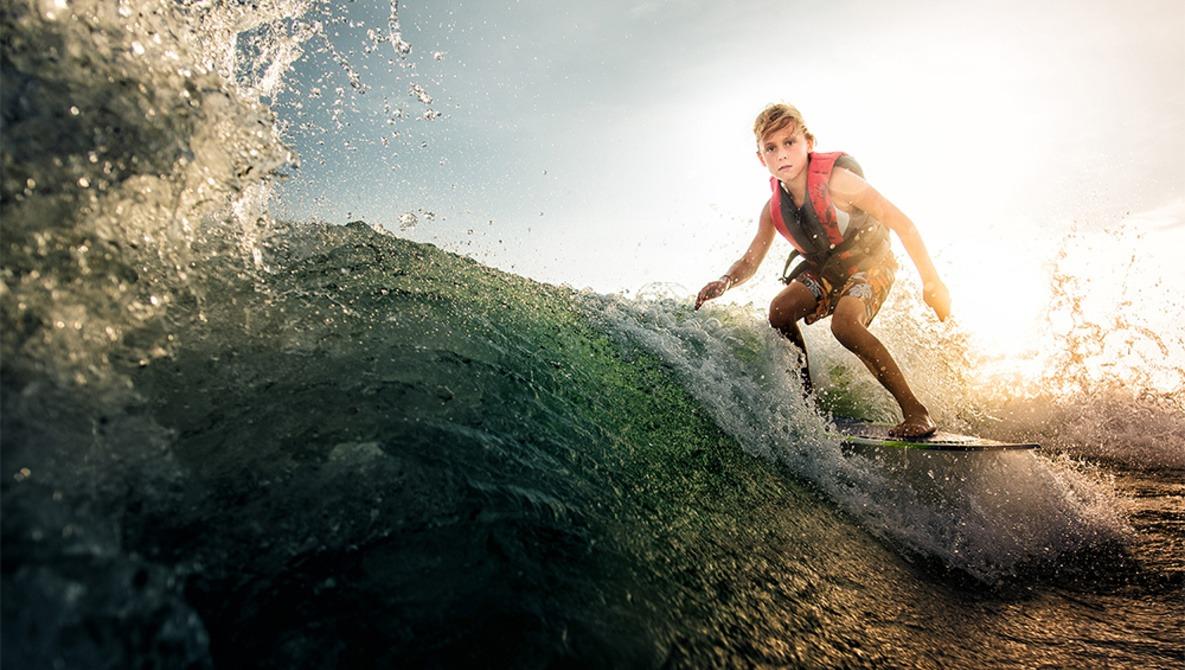 BTS: Wakesurfing with the Phottix Indra500 TTL