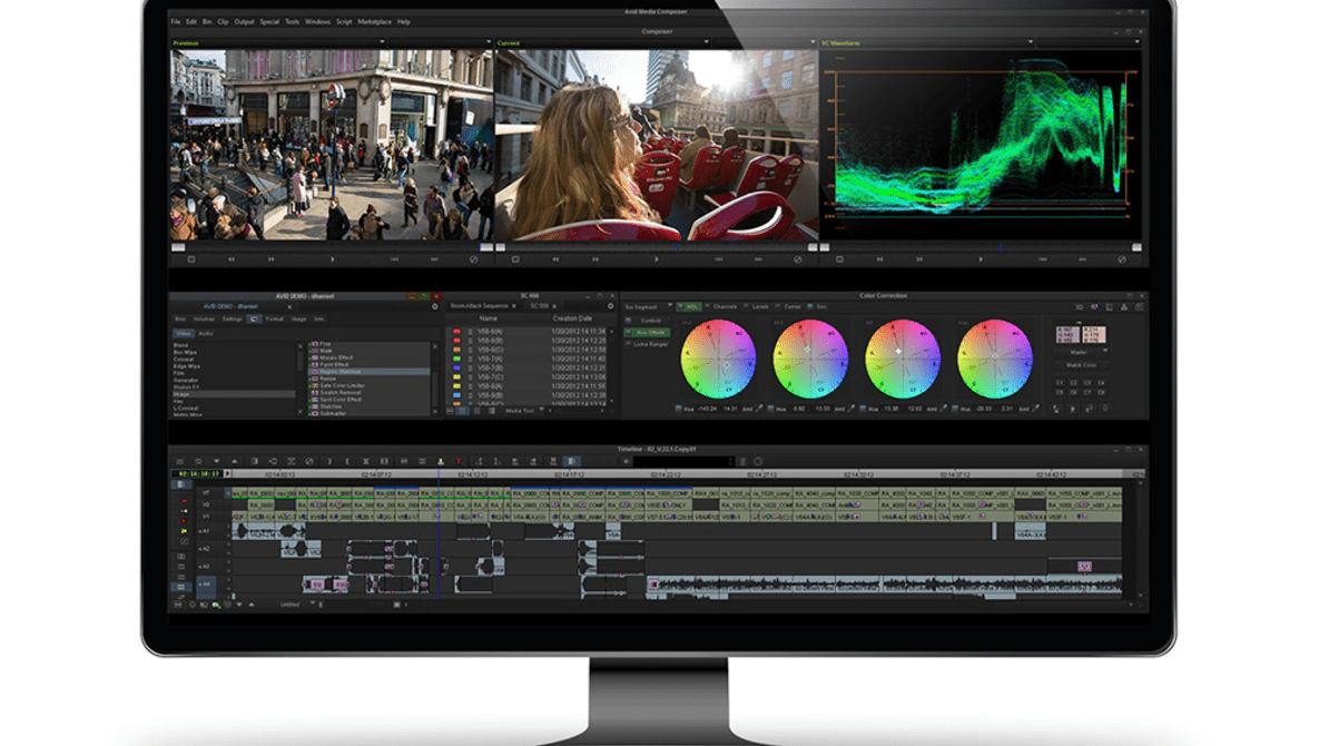 Want to Edit Video? Check out Avid's New Free Software