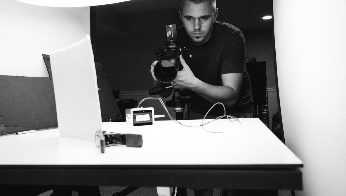 How to Wirelessly Trigger the Sony a7R II While Shooting
