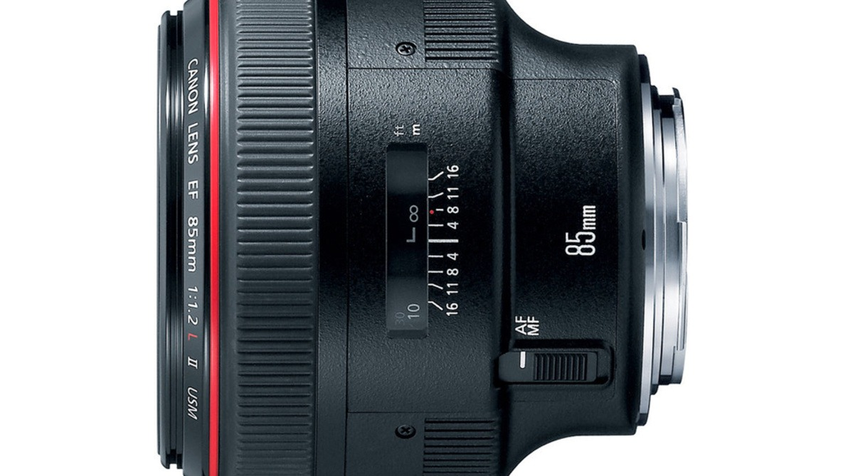 Canon to Announce 85mm f/1.4L IS Lens