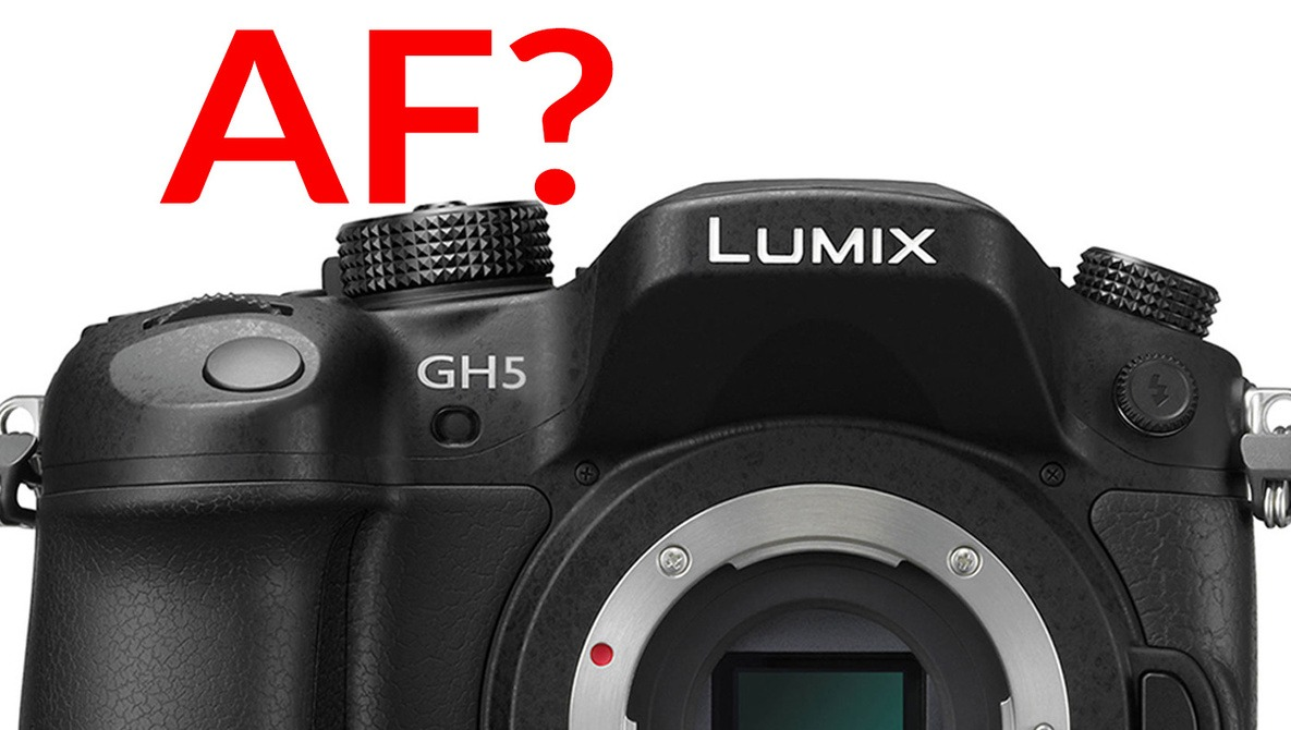 The Panasonic GH5 Has Some Major Autofocus Problems