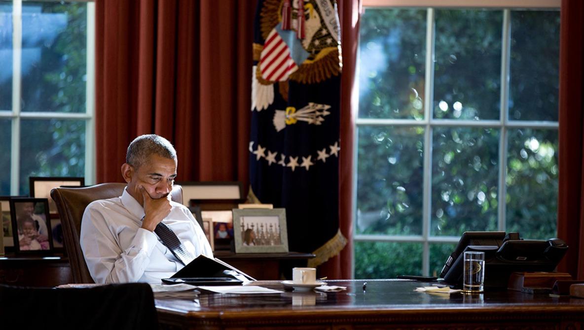 Pete Souza Announces New Book 'Obama: An Intimate Portrait'