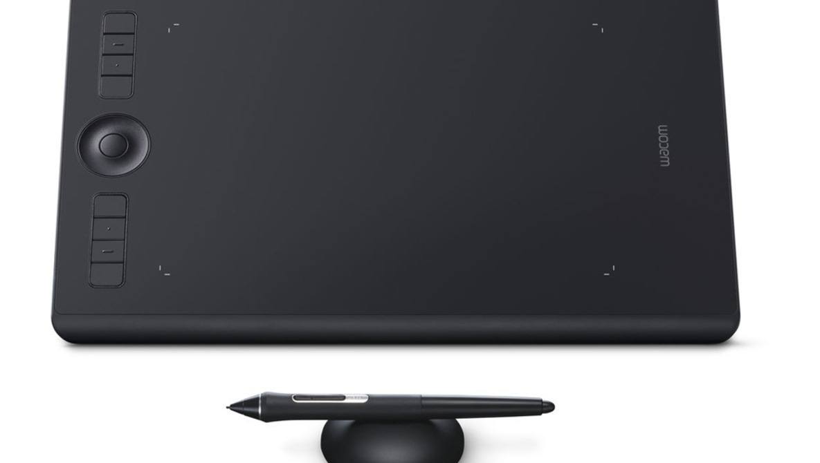 Drawing Lines With Tablet : Fstoppers reviews the wacom intuos pro tablet