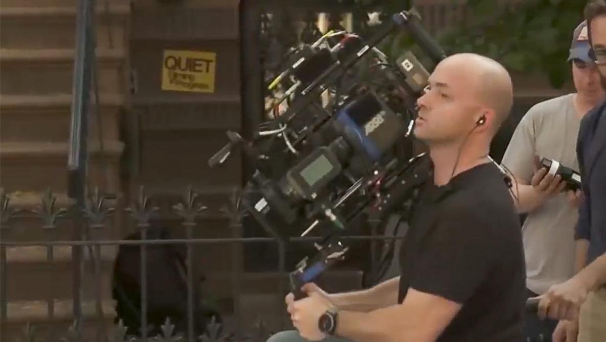 Cinematographer of TV Series 'Homeland' Talks Shop on