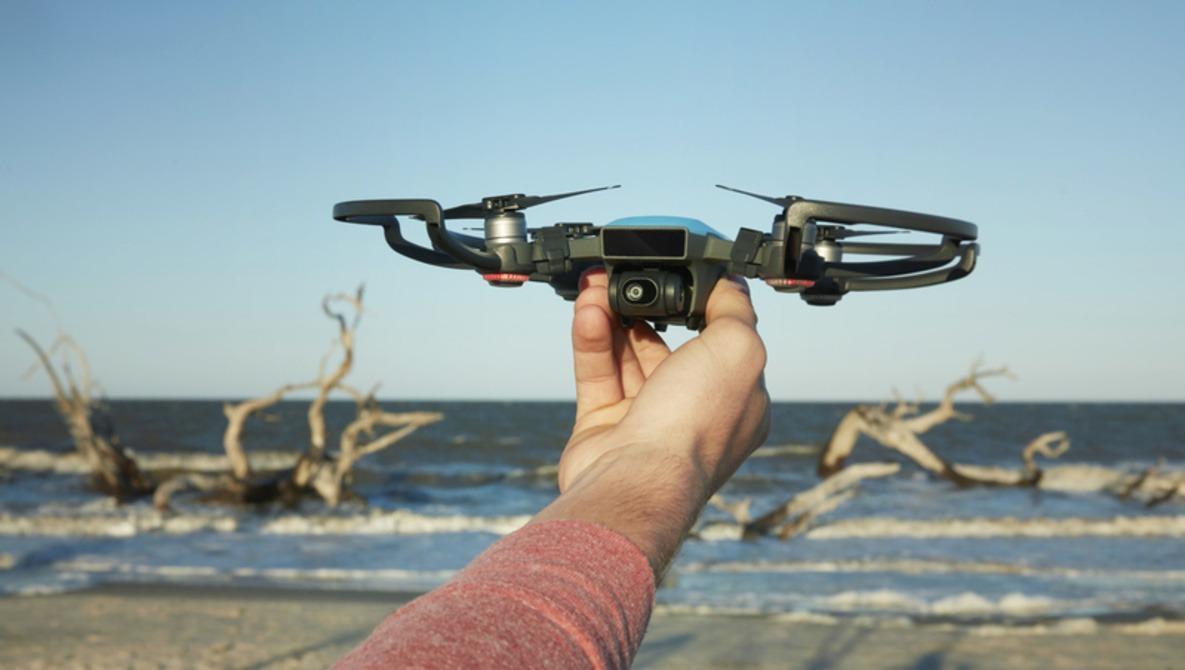 DJI's New $499 Spark Drone Looks Fun as Hell