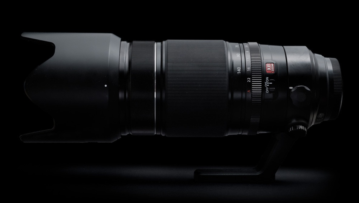 Fstoppers Reviews the Fujifilm XF 50-140mm f/2.8 R LM OIS WR Lens |