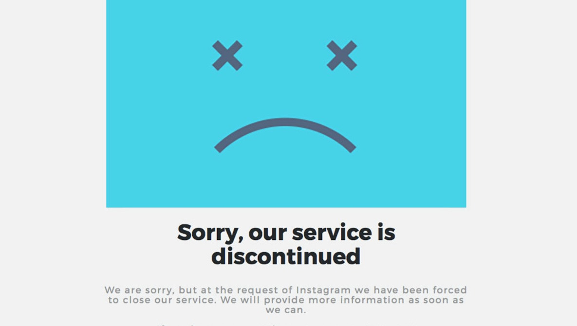 Mass Planner Shut Down by Instagram: The End of the Bot Era