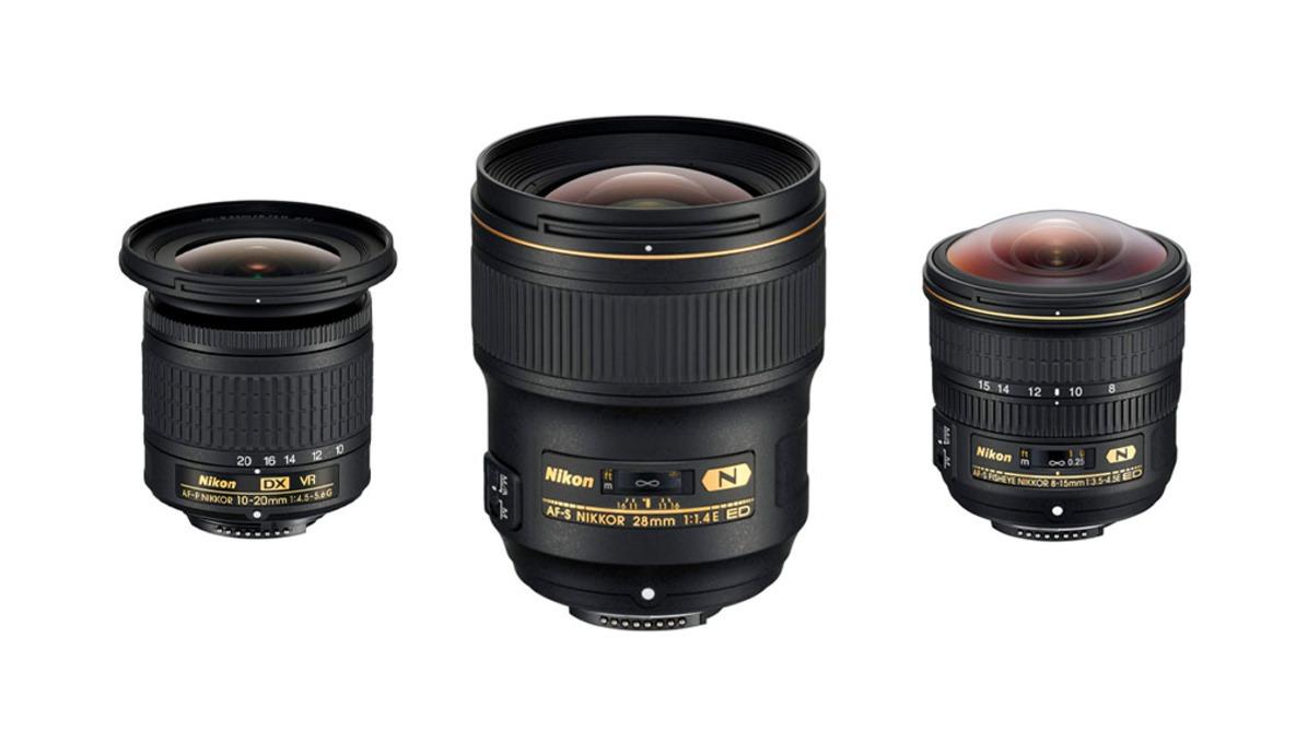 Nikon Announces Three New Lenses